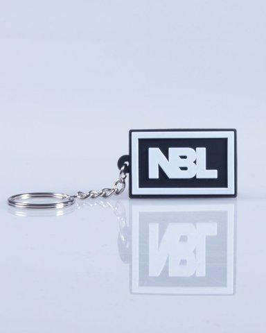 NEW BAD LINE BRELOK ICON 3D BLACK-WHITE
