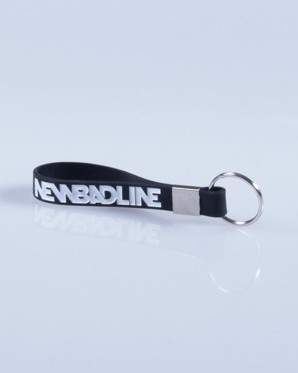 NEW BAD LINE BRELOK CLASSIC BLACK-WHITE