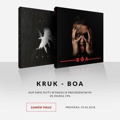 ReTo: BOA + K R U K (2 CD)