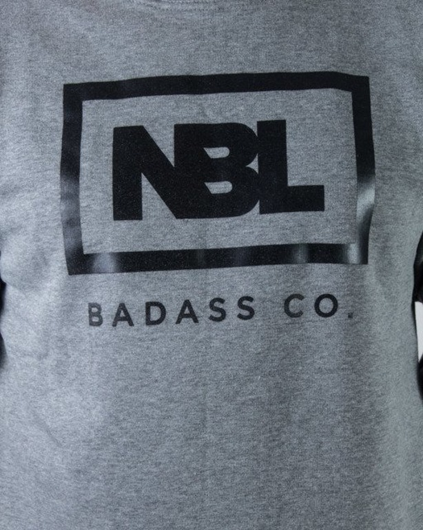 BLUZA CREWNECK NEW ICON GREY