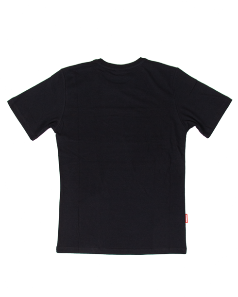 NBL x BACARDI T-SHIRT BOTTOM BLACK-WHITE