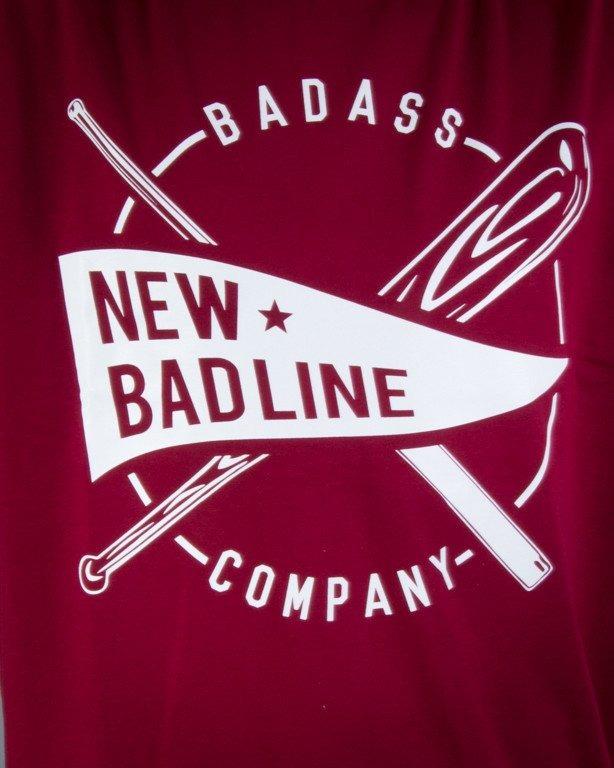 NEW BAD LINE KOSZULKA BASEBALL BRICK