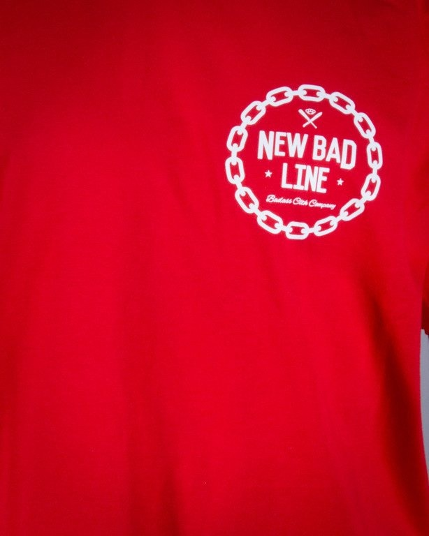 NEW BAD LINE KOSZULKA BRX DON'T RED