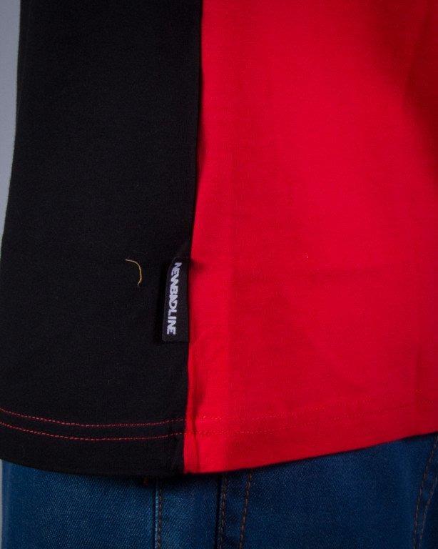 NEW BAD LINE KOSZULKA CLASSIC BLACK-RED-WHITE