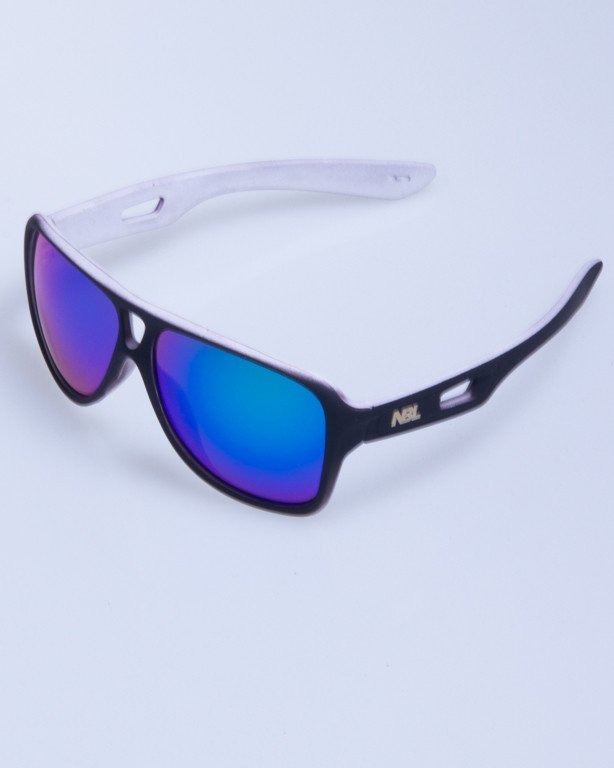 NEW BAD LINE OKULARY BIG INSIDE MIRROR RUBBER 297