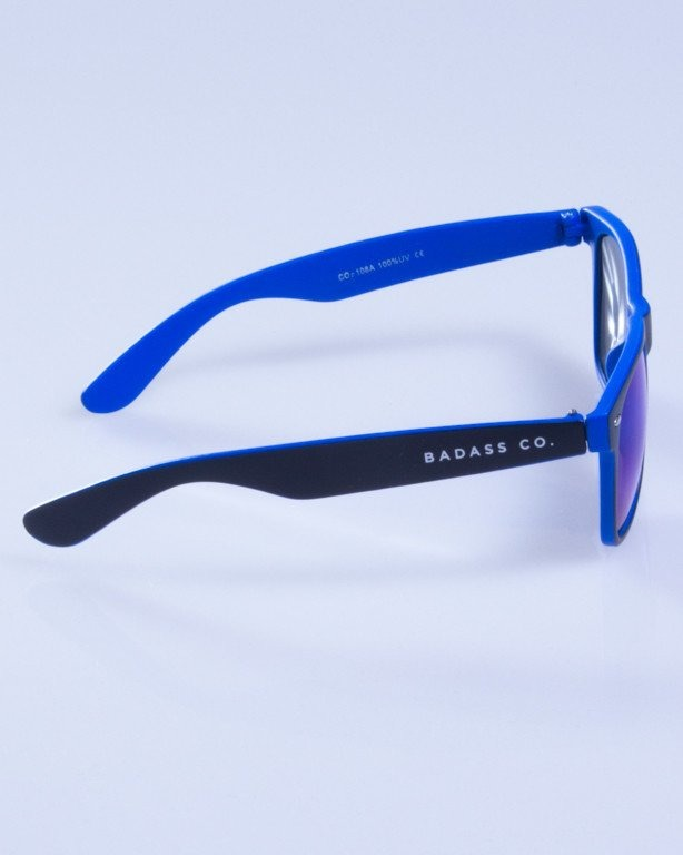 NEW BAD LINE OKULARY CLASSIC INSIDE MAT MIRROR 244