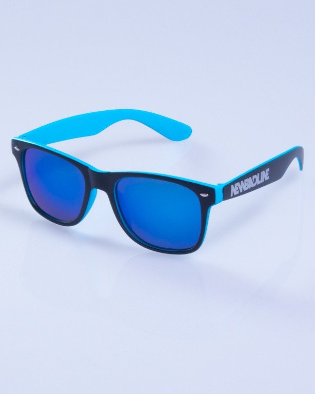 NEW BAD LINE OKULARY CLASSIC INSIDE MAT MIRROR 248