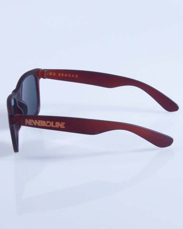 NEW BAD LINE OKULARY CLASSIC MIRROR RUBBER 322