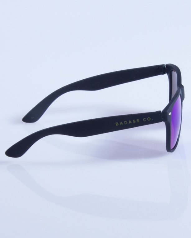 NEW BAD LINE OKULARY CLASSIC MIRROR RUBBER 338