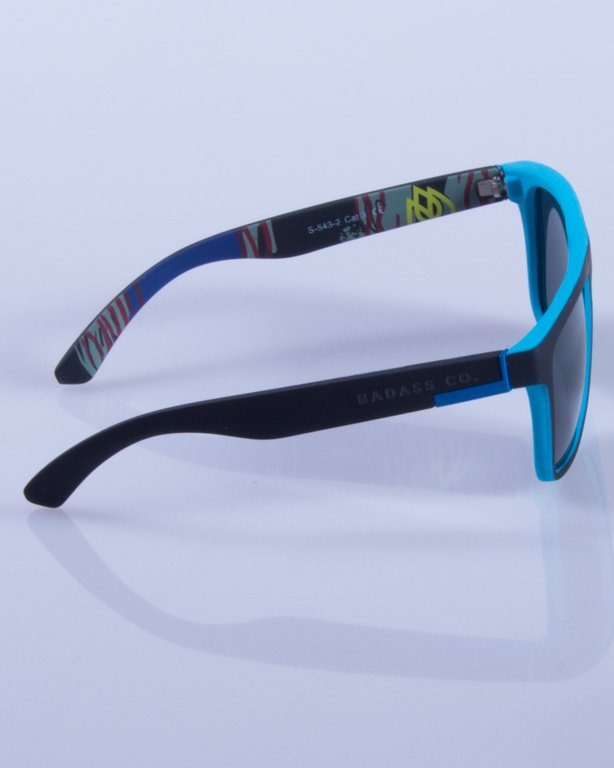 NEW BAD LINE OKULARY COMIX POLARIZED MIRROR RUBBER 430