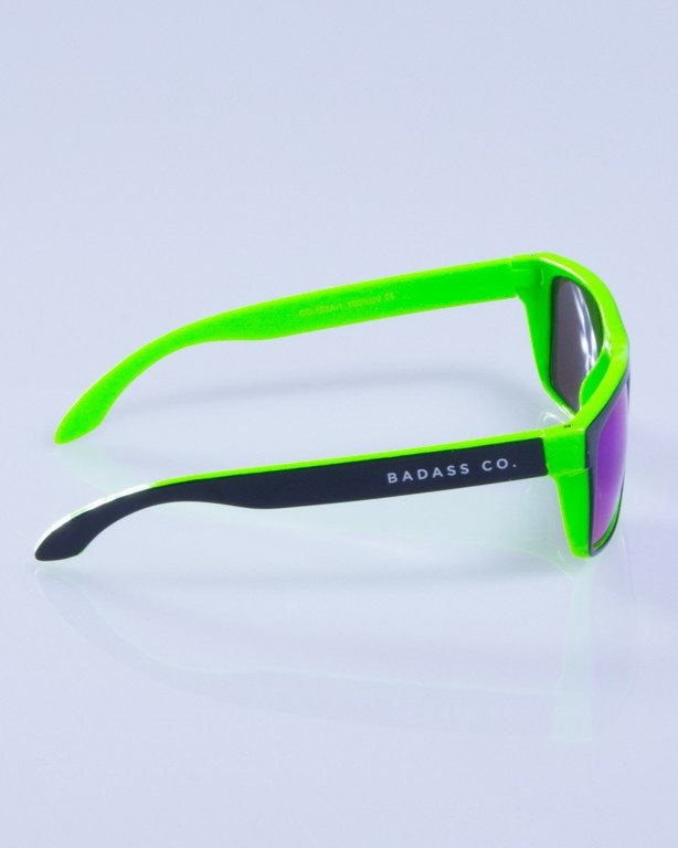 NEW BAD LINE OKULARY LOW MIRROR 139