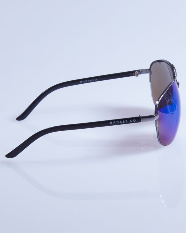 NEW BAD LINE OKULARY METAL MIRROR 445