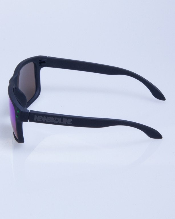 NEW BAD LINE OKULARY POINT MIRROR RUBBER 273