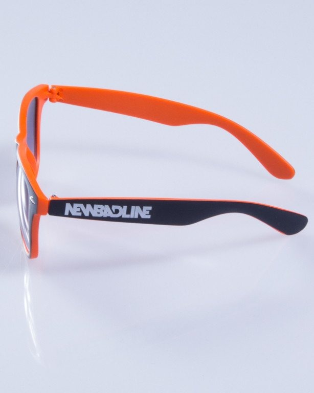 NEW BAD LINE OKULARY ROUND INSIDE 223
