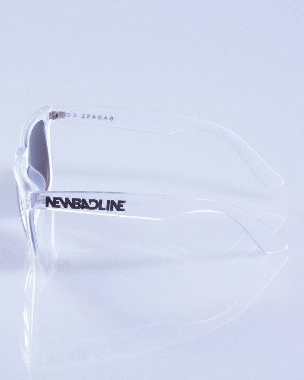 NEW BAD LINE OKULARY ROUND SHADOW MIRROR 165