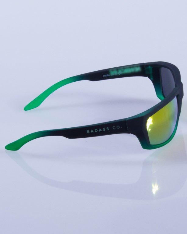 NEW BAD LINE OKULARY SPORT MIRROR RUBBER 416