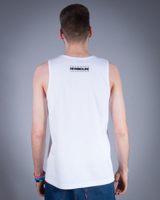NEW BAD LINE TANK TOP SWAG WHITE