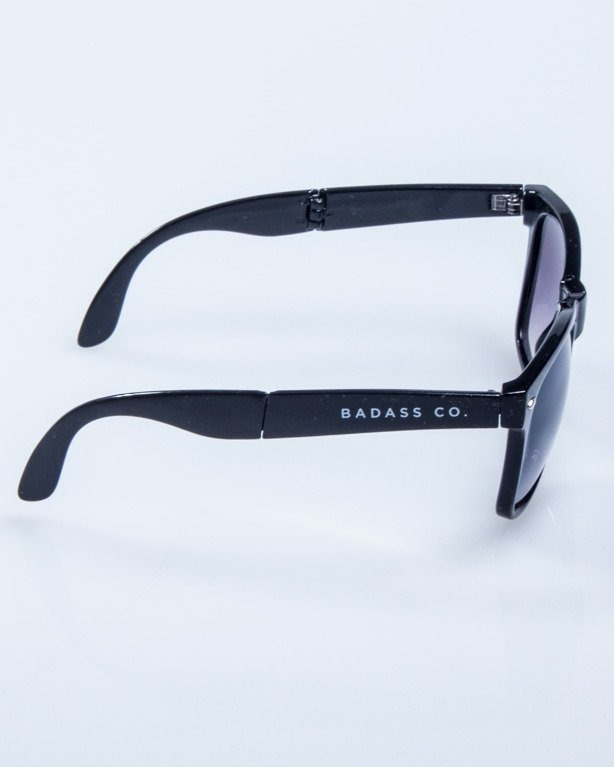 OKULARY BROKEN BLACK FLASH BLACK 615