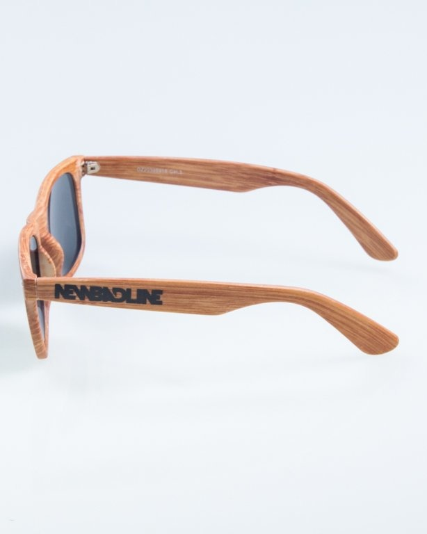 OKULARY CLASSIC WOODY  LIGHT BLACK 870