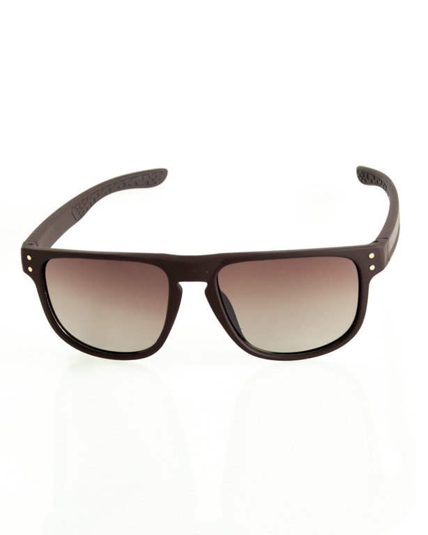 OKULARY POINT BROWN RUBBER BROWN 193