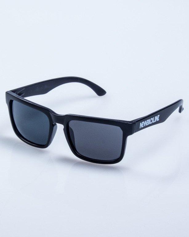 OKULARY MODERN BLACK MAT BLACK 561