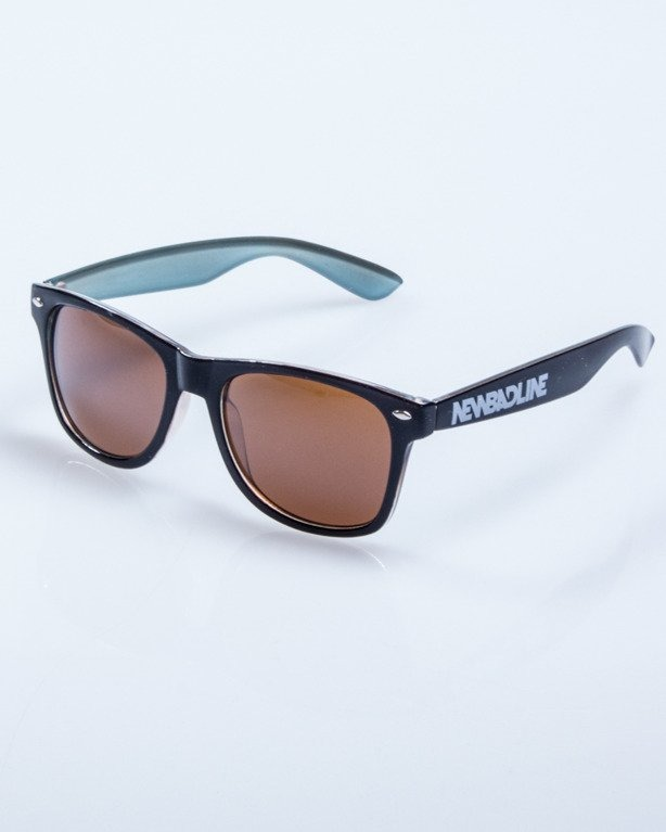 OKULARY OUT BLACK OLIVE FLASH BLACK 551