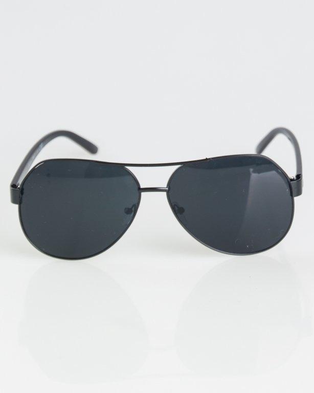 OKULARY PATROL BLACK-BLACK FLASH BLAC 1302