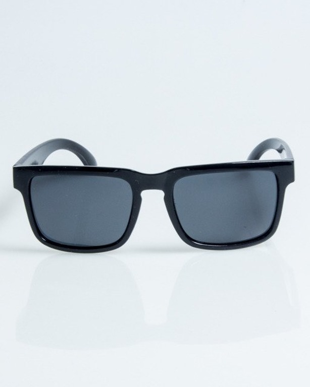 OKULRY MODERN BLACK FLASH BLACK POLARIZED 1095