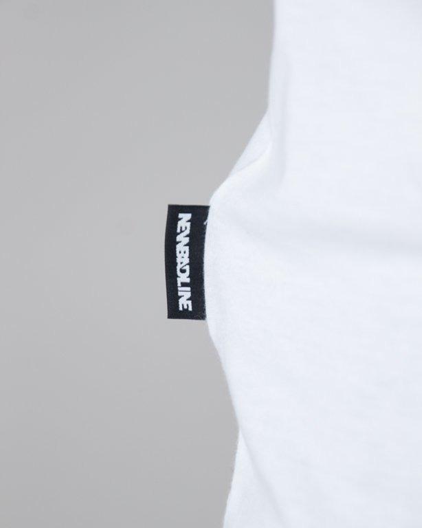 T-SHIRT ASS WHITE