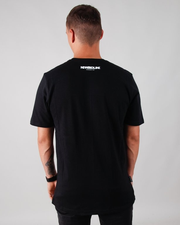 T-SHIRT DRAW BLACK