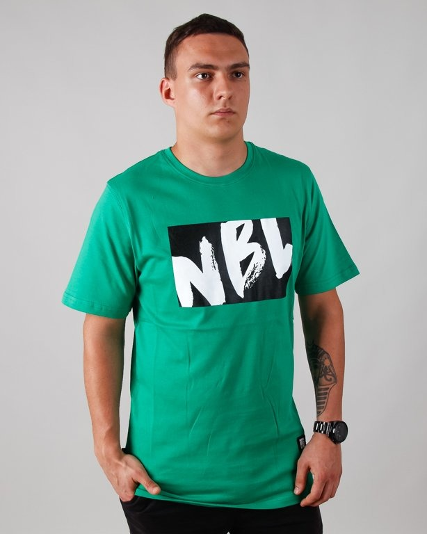 T-SHIRT DRAW GREEN