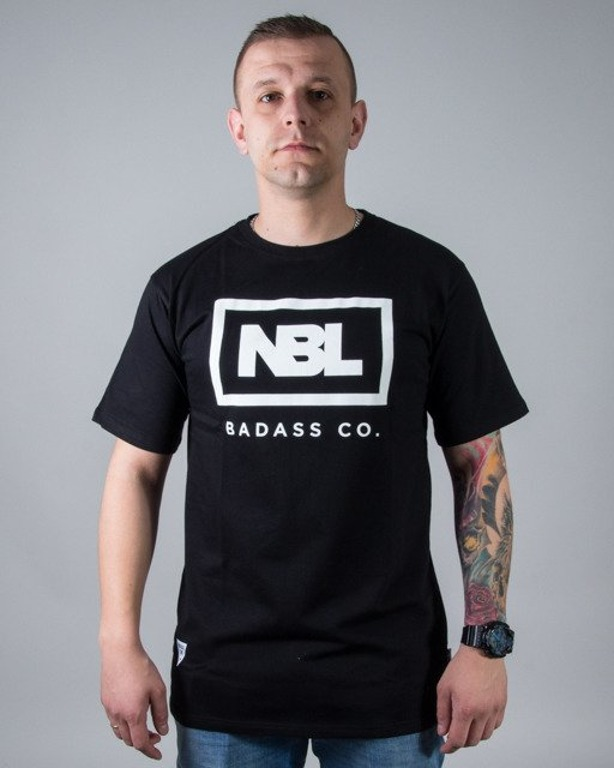 T-SHIRT NEW ICON BLACK