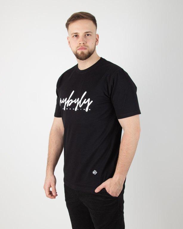 T-SHIRT NYBYLY BLACK