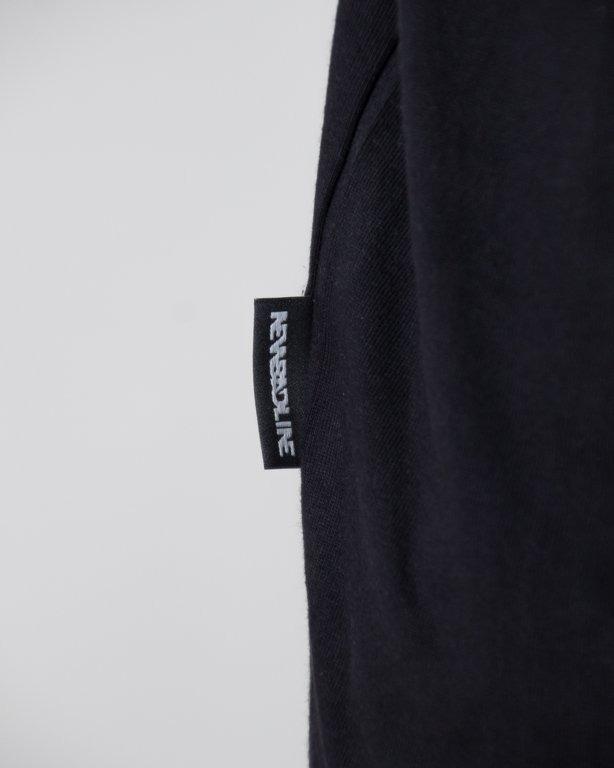 T-SHIRT PALM BLACK
