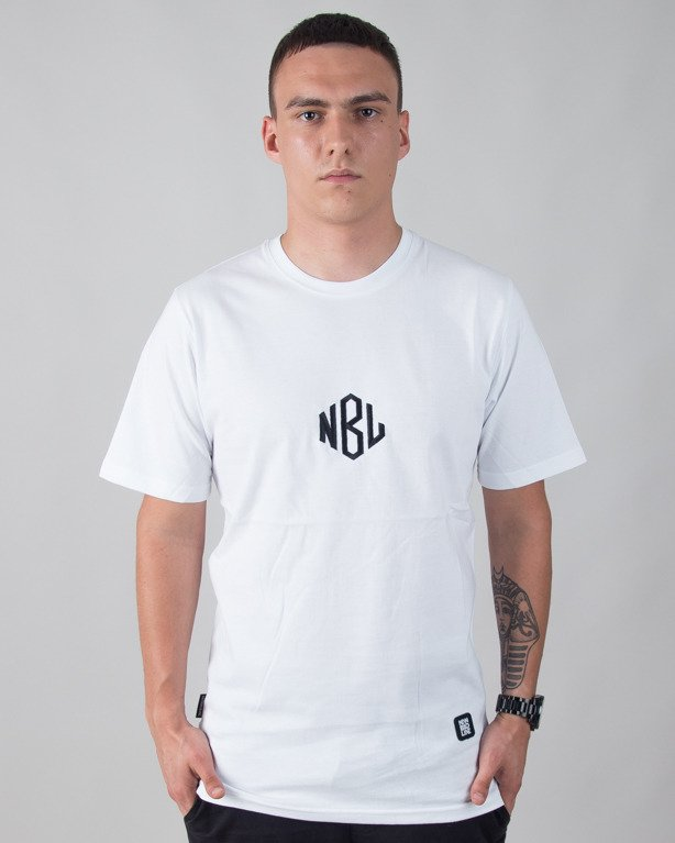 T-SHIRT ROMB WHITE