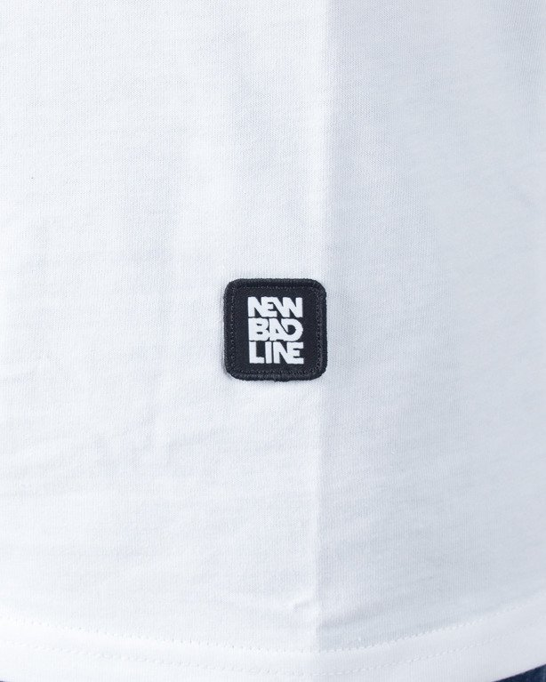 T-SHIRT ROMB WHITE