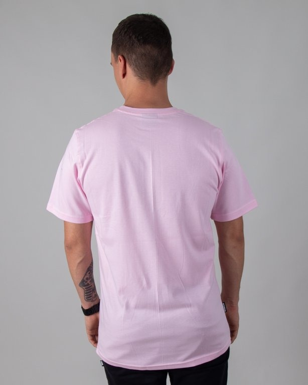 T-SHIRT STRIPES PINK