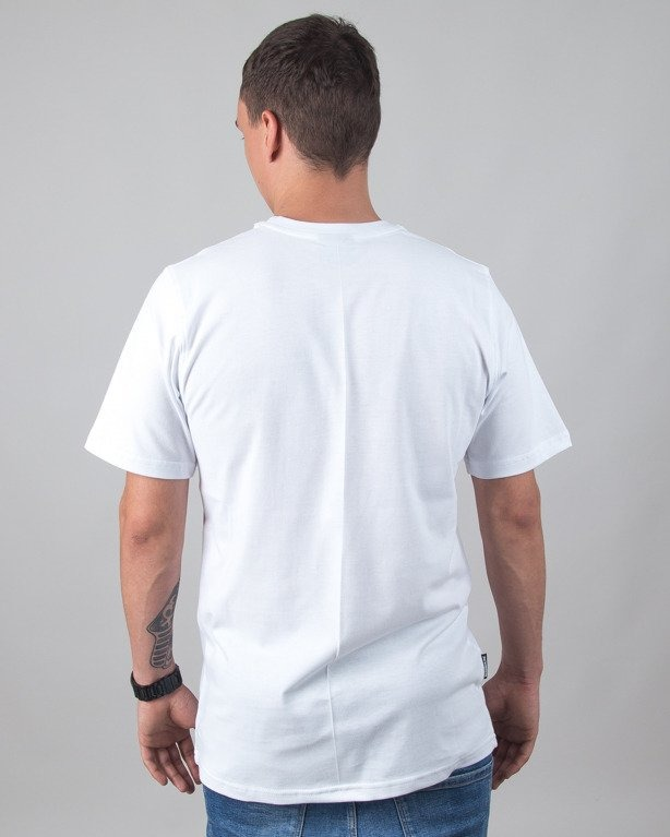 T-SHIRT STRIPES WHITE
