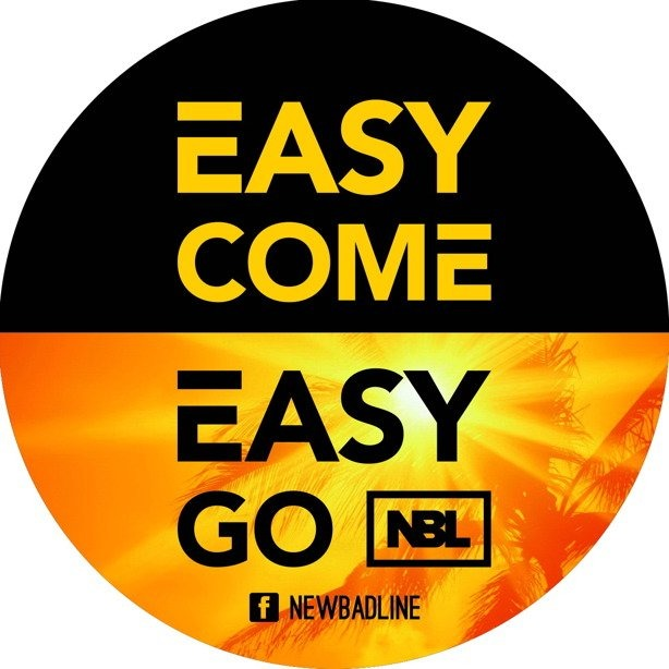 WLEPA EASY COME BLACK-YELLOW